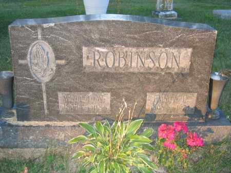 ROBINSON, EMMA P. - Union County, Ohio | EMMA P. ROBINSON - Ohio Gravestone Photos