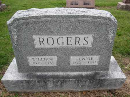 ROGERS, JENNIE M.  BONNETT - Union County, Ohio | JENNIE M.  BONNETT ROGERS - Ohio Gravestone Photos