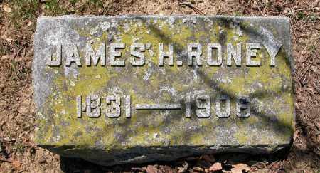RONEY, JAMES H. - Union County, Ohio | JAMES H. RONEY - Ohio Gravestone Photos