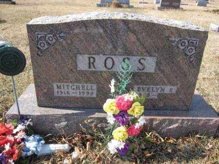 ROSS, EVELYN R. - Union County, Ohio | EVELYN R. ROSS - Ohio Gravestone Photos