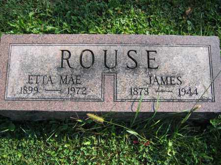 ROUSE, JAMES - Union County, Ohio | JAMES ROUSE - Ohio Gravestone Photos