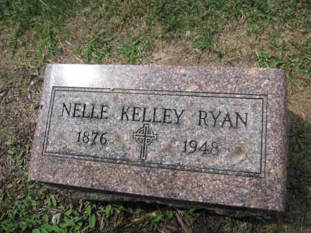 RYAN, NELLE KELLEY - Union County, Ohio | NELLE KELLEY RYAN - Ohio Gravestone Photos