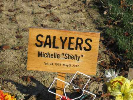 SALYERS, MICHELLE - Union County, Ohio | MICHELLE SALYERS - Ohio Gravestone Photos