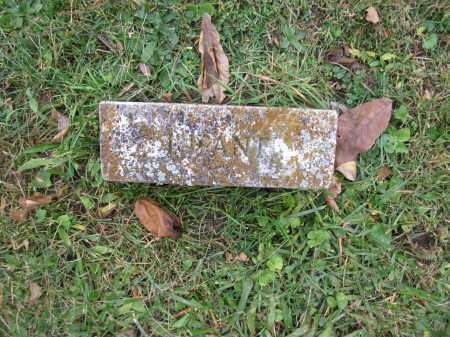SANDERSON, INFANT - Union County, Ohio   INFANT SANDERSON - Ohio Gravestone Photos