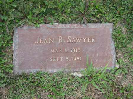 SAWYER, JEAN REED - Union County, Ohio | JEAN REED SAWYER - Ohio Gravestone Photos