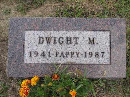 SCHALIP, DWIGHT M. - Union County, Ohio | DWIGHT M. SCHALIP - Ohio Gravestone Photos