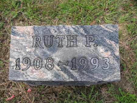 RAUSCH, RUTH P. SCHEIDERER - Union County, Ohio | RUTH P. SCHEIDERER RAUSCH - Ohio Gravestone Photos
