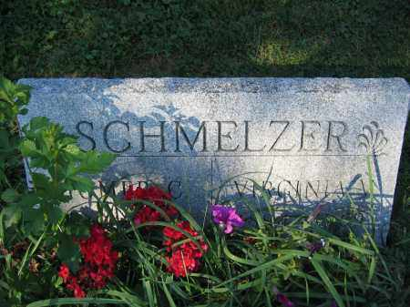 SCHMELZER, HOMER C. - Union County, Ohio | HOMER C. SCHMELZER - Ohio Gravestone Photos