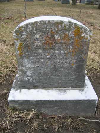 SCOTT, FRANK - Union County, Ohio | FRANK SCOTT - Ohio Gravestone Photos