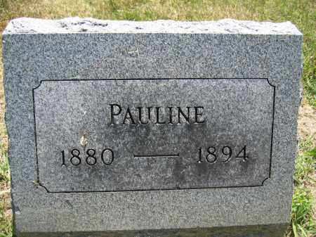 SCOTT, PAULINE - Union County, Ohio | PAULINE SCOTT - Ohio Gravestone Photos