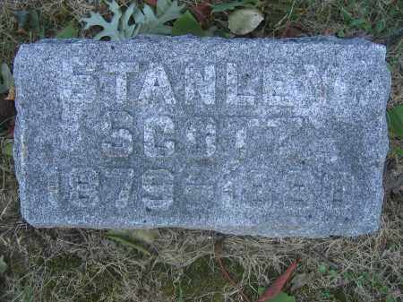 SCOTT, STANLEY - Union County, Ohio | STANLEY SCOTT - Ohio Gravestone Photos