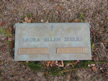 SEELIG, LAURA ELLEN - Union County, Ohio | LAURA ELLEN SEELIG - Ohio Gravestone Photos