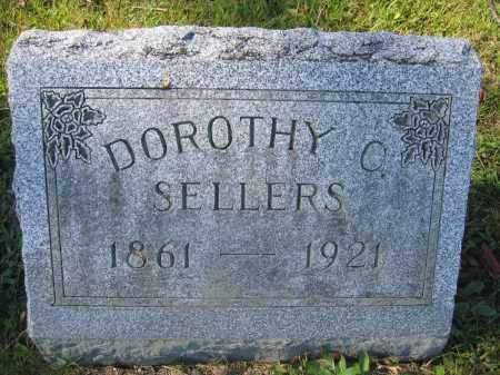 SELLERS, DOROTHY C. - Union County, Ohio | DOROTHY C. SELLERS - Ohio Gravestone Photos
