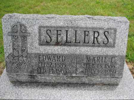 SELLERS, MARIE C. - Union County, Ohio | MARIE C. SELLERS - Ohio Gravestone Photos