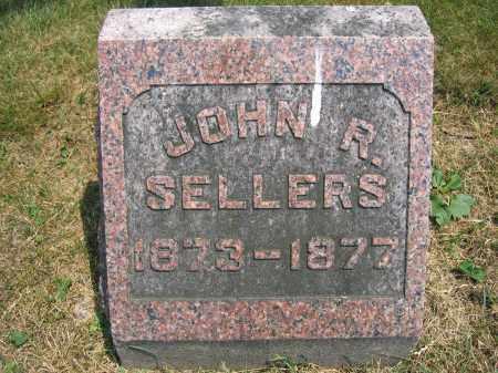 SELLERS, JOHN R. - Union County, Ohio | JOHN R. SELLERS - Ohio Gravestone Photos