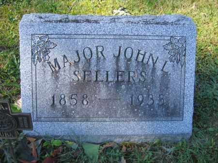 SELLERS, JOHN L. - Union County, Ohio | JOHN L. SELLERS - Ohio Gravestone Photos