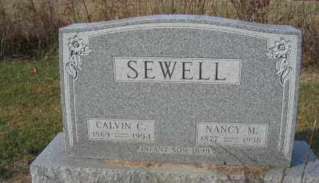 SEWELL, CALVIN C. - Union County, Ohio | CALVIN C. SEWELL - Ohio Gravestone Photos