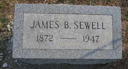 SEWELL, JAMES B. - Union County, Ohio | JAMES B. SEWELL - Ohio Gravestone Photos
