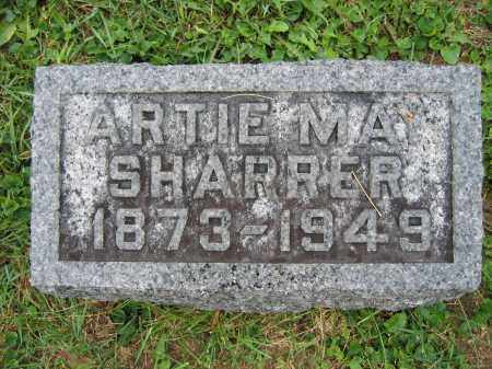 SHARRER, ARTIE MAY - Union County, Ohio | ARTIE MAY SHARRER - Ohio Gravestone Photos