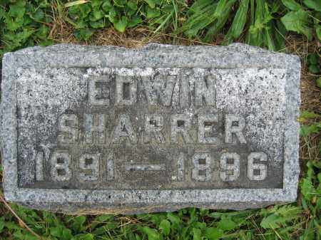 SHARRER, EDWIN - Union County, Ohio | EDWIN SHARRER - Ohio Gravestone Photos