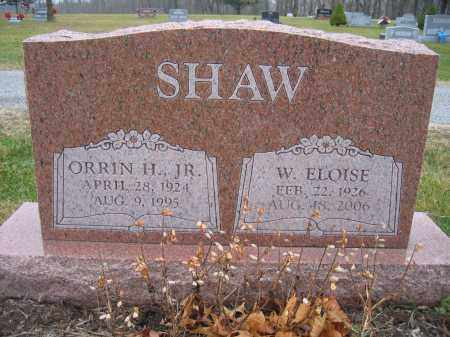 SHAW, JR., ORRIN H. - Union County, Ohio | ORRIN H. SHAW, JR. - Ohio Gravestone Photos
