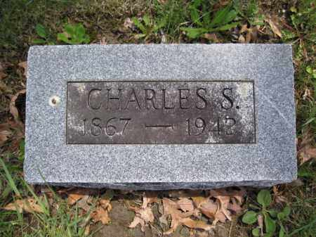 SHEETS, CHARLES S. - Union County, Ohio | CHARLES S. SHEETS - Ohio Gravestone Photos