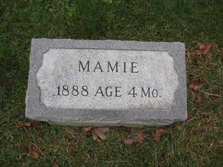 SHELTON, MAMIE - Union County, Ohio | MAMIE SHELTON - Ohio Gravestone Photos
