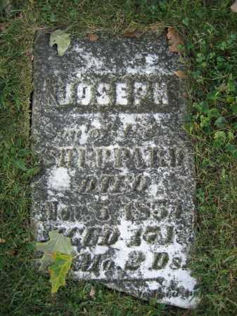 SHEPPARD, JOSEPH - Union County, Ohio | JOSEPH SHEPPARD - Ohio Gravestone Photos