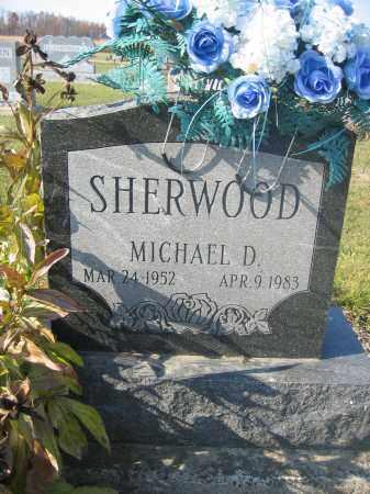 SHERWOOD, MICHAEL D. - Union County, Ohio | MICHAEL D. SHERWOOD - Ohio Gravestone Photos