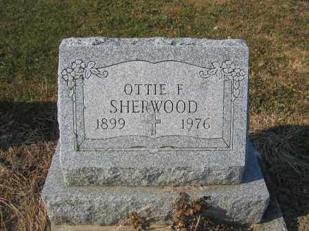 SHERWOOD, OTTIE F. - Union County, Ohio | OTTIE F. SHERWOOD - Ohio Gravestone Photos