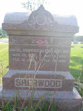 SHERWOOD, SAMUEL - Union County, Ohio | SAMUEL SHERWOOD - Ohio Gravestone Photos