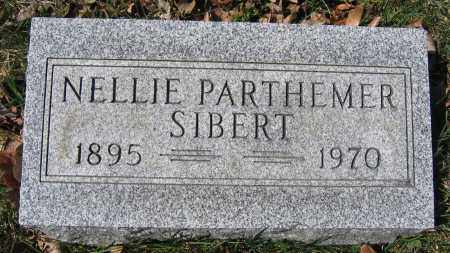 SIBERT, NELLIE PARTHEMERE - Union County, Ohio | NELLIE PARTHEMERE SIBERT - Ohio Gravestone Photos