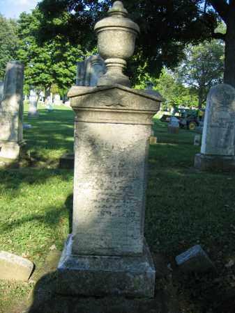 SIDLE, MALISSA A. - Union County, Ohio | MALISSA A. SIDLE - Ohio Gravestone Photos