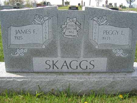 SKAGGS, PEGGY L. - Union County, Ohio | PEGGY L. SKAGGS - Ohio Gravestone Photos