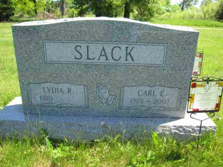 SLACK, LYDIA - Union County, Ohio | LYDIA SLACK - Ohio Gravestone Photos