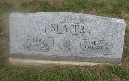 SLATER, SHARON M. - Union County, Ohio | SHARON M. SLATER - Ohio Gravestone Photos