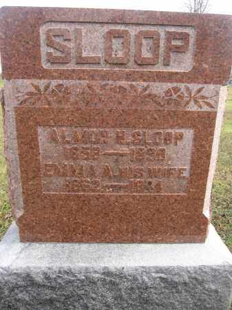 SLOOP, ALMON H. - Union County, Ohio | ALMON H. SLOOP - Ohio Gravestone Photos