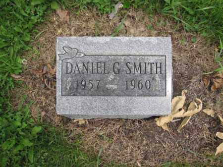 SMITH, DANIEL G. - Union County, Ohio | DANIEL G. SMITH - Ohio Gravestone Photos