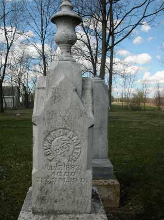 SMITH, EDWARD - Union County, Ohio | EDWARD SMITH - Ohio Gravestone Photos