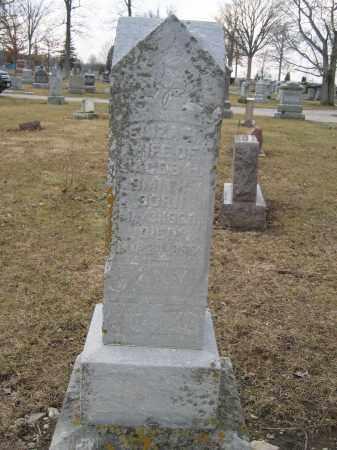 SMITH, ELIZA H. - Union County, Ohio | ELIZA H. SMITH - Ohio Gravestone Photos