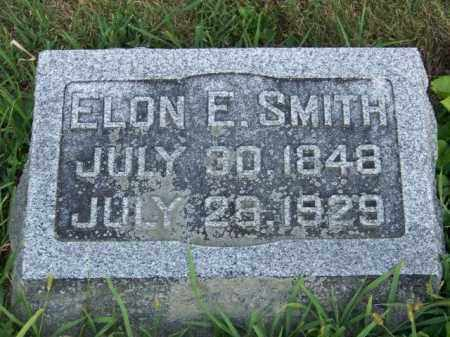 SMITH, ELONE E. - Union County, Ohio | ELONE E. SMITH - Ohio Gravestone Photos