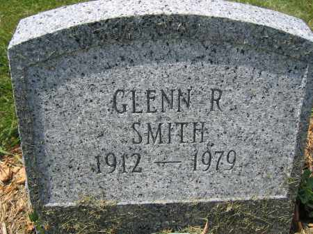SMITH, GLENN R. - Union County, Ohio | GLENN R. SMITH - Ohio Gravestone Photos