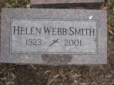 SMITH, HELEN WEBB - Union County, Ohio | HELEN WEBB SMITH - Ohio Gravestone Photos