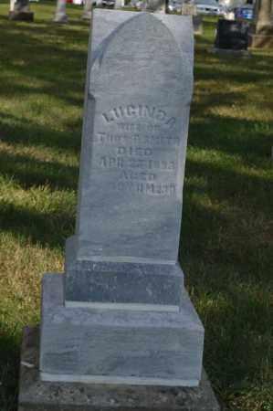 SMITH, LUCINDA - Union County, Ohio | LUCINDA SMITH - Ohio Gravestone Photos