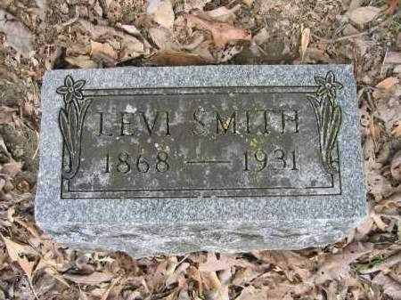 SMITH, LEVI - Union County, Ohio | LEVI SMITH - Ohio Gravestone Photos