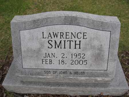 SMITH, LAWRENCE - Union County, Ohio | LAWRENCE SMITH - Ohio Gravestone Photos