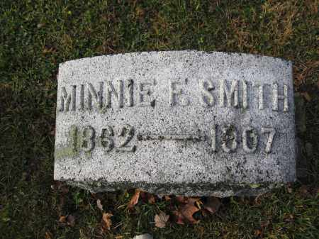 SMITH, MINNIE F. - Union County, Ohio | MINNIE F. SMITH - Ohio Gravestone Photos
