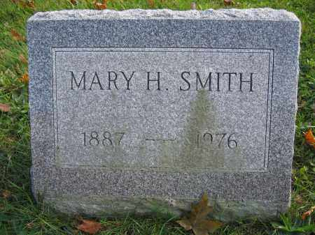 SMITH, MARY H. - Union County, Ohio | MARY H. SMITH - Ohio Gravestone Photos