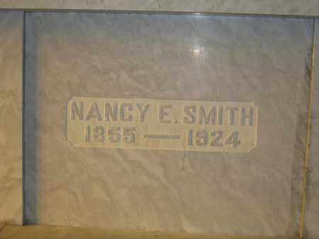 SMITH, NANCY E. - Union County, Ohio | NANCY E. SMITH - Ohio Gravestone Photos
