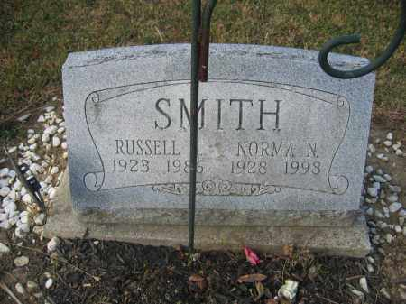 SMITH, RUSSELL - Union County, Ohio | RUSSELL SMITH - Ohio Gravestone Photos